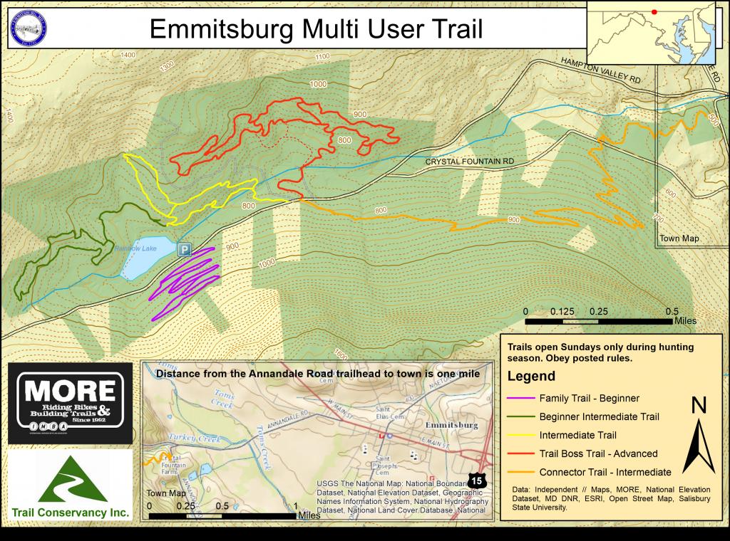 emmitsburgmarchmap