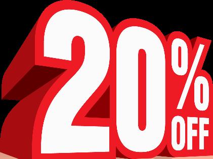 Bildergebnis für 20%